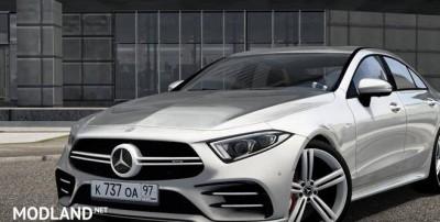 Mercedes-Benz CLS53 AMG 2019 [1.5.9]